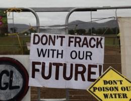 Kate Ausburn fracking
