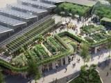 biophilic design Frasers brickworks