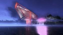 HOMO. Image: Fender Katsalidis Architects