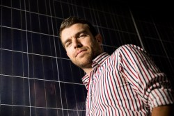 Huon Hoogesteger, Smart Commercial Solar; Photo, Michele Mossop