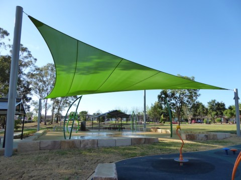 Phoenix Reserve Erskine Park with water play facilities and shade covering – Copy[1]
