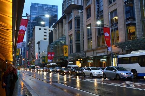 George_Street_congestion_during_evening_peak_hour_2013