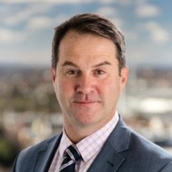 City of Melbourne chief executive officer Justin Hanney