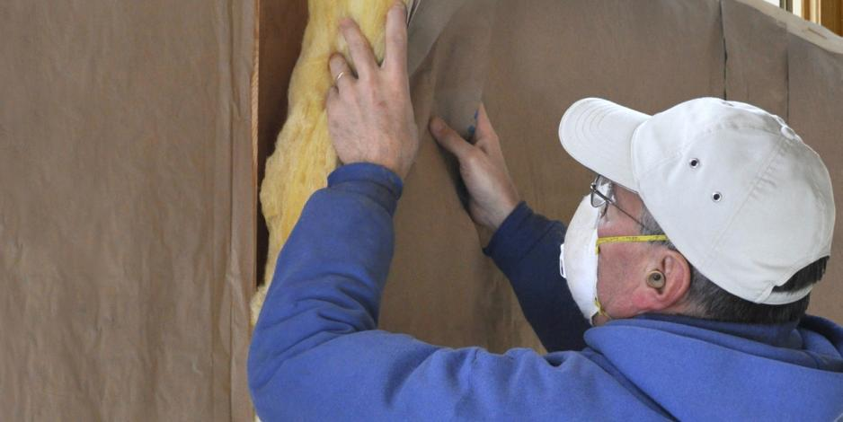 Image result for spray foam insulation services istock