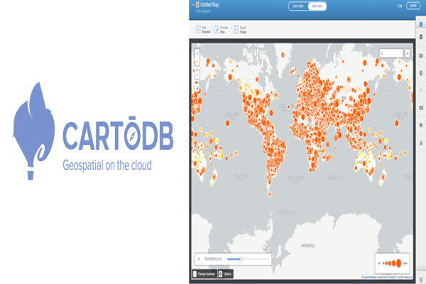 CartoDB Login