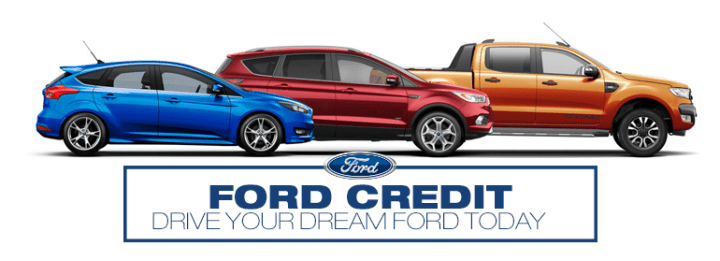 Ford Credit Financing Service