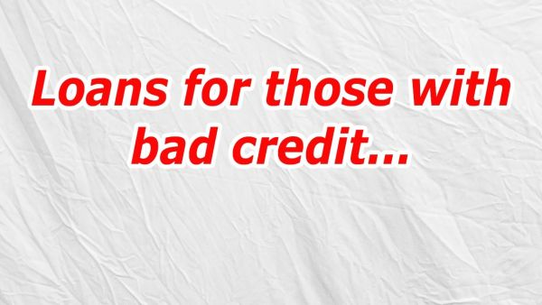 Loans for People With Poor Credit Card