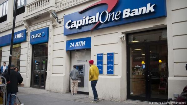 Capital One Retail Services Online