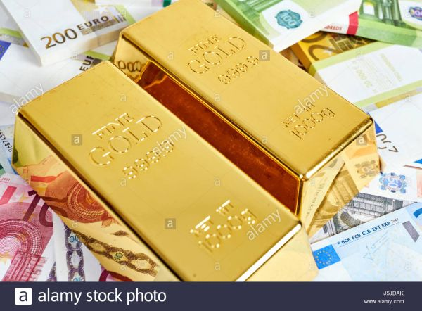 Cash Gold Bars