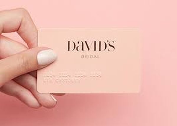 Capital One David's Bridal Credit Card