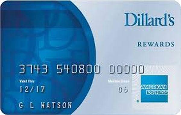 Dillards Card