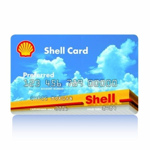 Shell Personal Credit Card