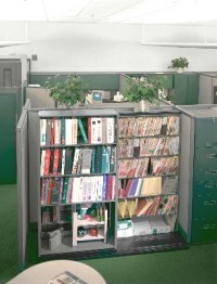 Lateral Track Mobile Shelving | Lateral Compact Mobile ...