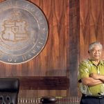 The Life and Times of Simeon Acoba: Retired State Supreme Court Justice and Current UH Regent