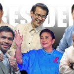 The Philippine Political Circus Begins