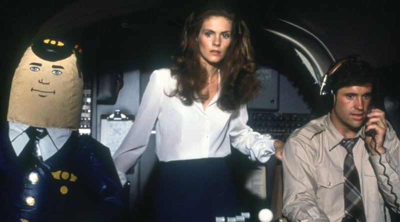 AIRPLANE CAST:  Control