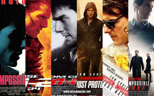 Mission: Impossible Movies Ranked   The Film Magazine
