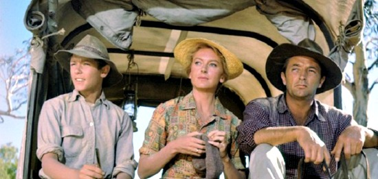 Image result for the sundowners 1960
