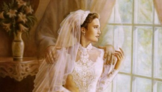 the heart of the Bride