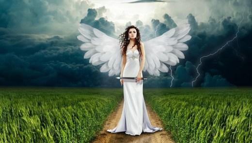Dominion, fallen angels, Lucifer is female, fallen Lucifer, war in heaven, war for dominion