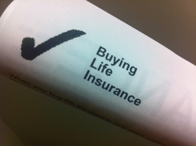 life insurance image - protect your money