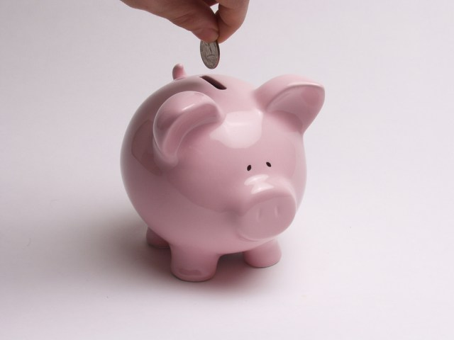 Teaching By Example: 5 Ways To SHOW Kids Financial Responsibility - Piggy Bank image
