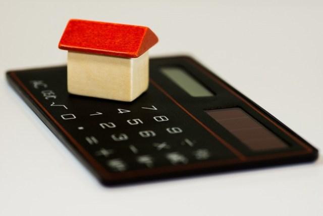 Three Steps To A Debt-Free Life - financial calculator image