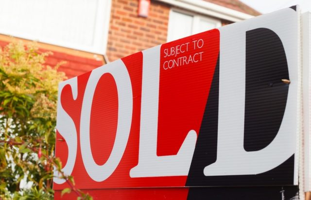 Home Loans: Your Options for Purchasing a Property - sold sign image