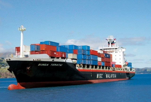 how to start a dropshipping business. container ship image