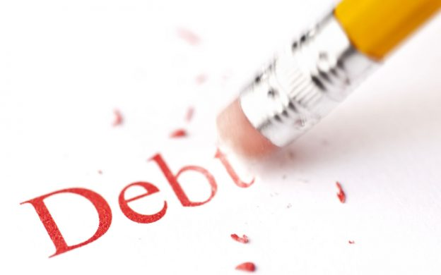 Getting Your Finances in Order: 5 Reasons Why You Should Consider Debt Consolidation - getting out of debt image