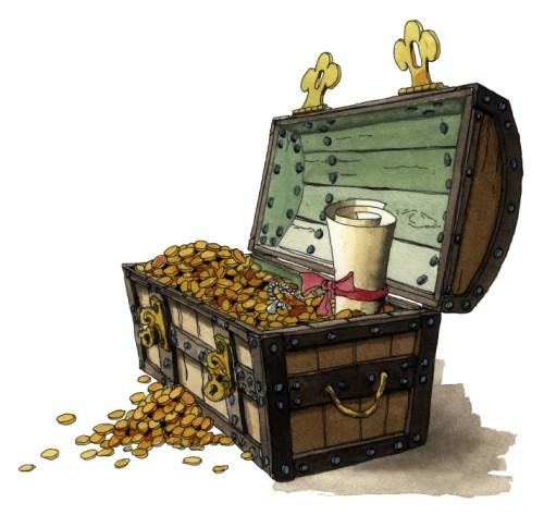 treasure box image