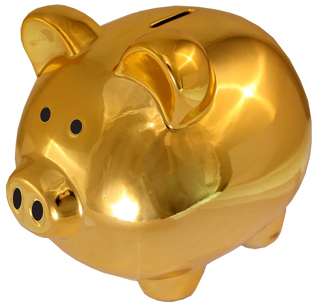 Financial Planning for Life's Unexpected Events - golden piggy bank