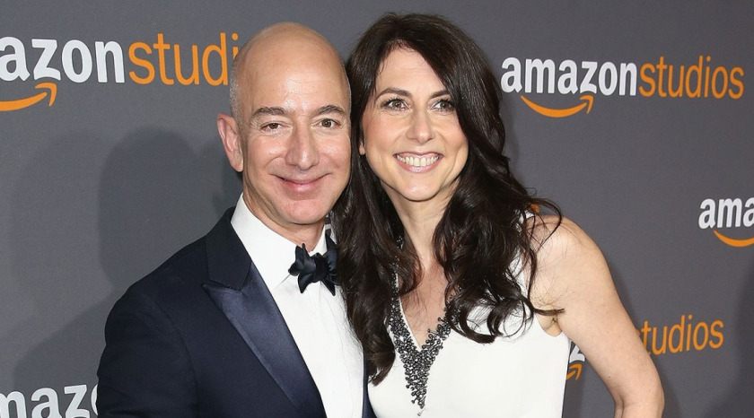 Jeff Bezos Divorce is Finally Finalized with $38 Billion Settlement