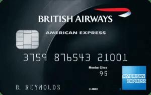 BA Premium Plus Rewards Card, a best UK Reward Credit Card