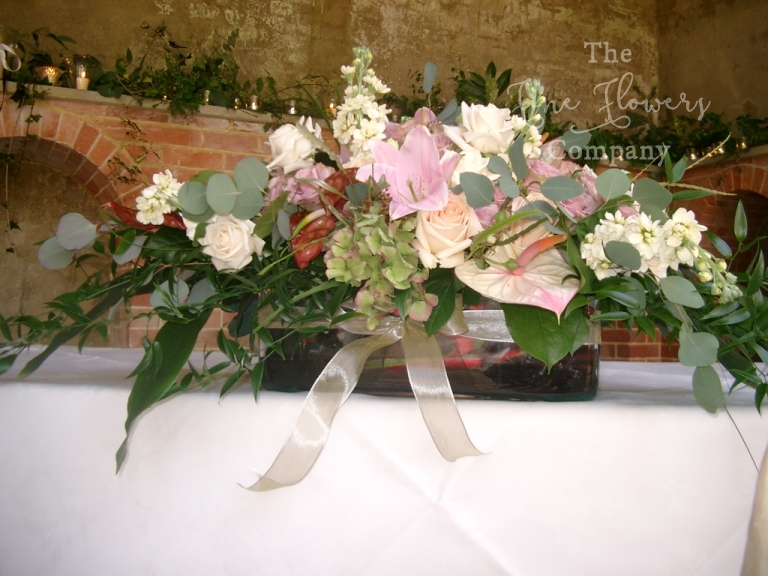 Wotton House Outdoor Wedding The Fine Flower Company