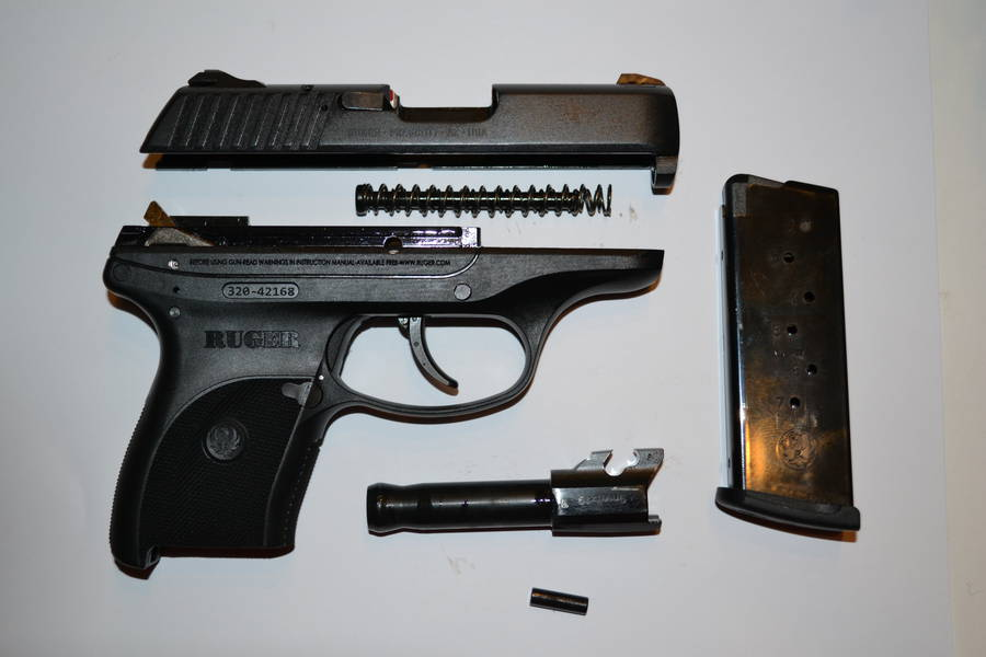 Gun Review Ruger Lc9