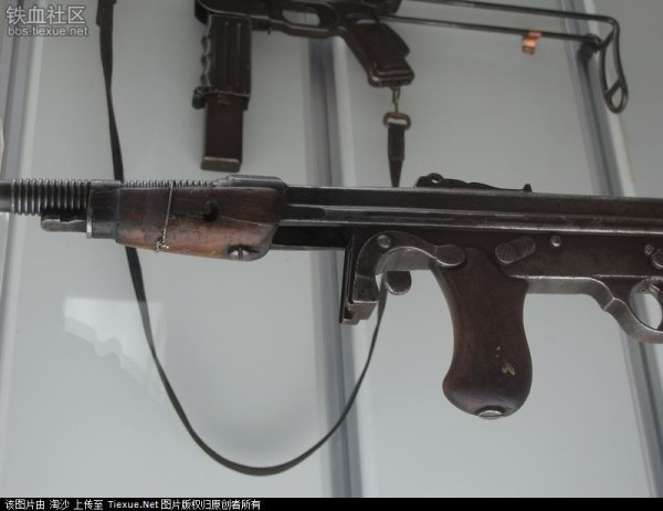 Interesting Chinese Submachine Gun The Firearm BlogThe