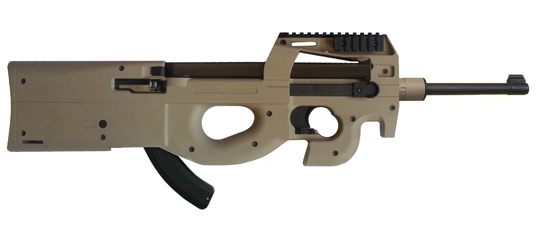 High Tower Armory Shipping P90 Ish Ruger10 22 Bullpup