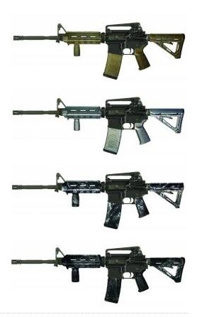 TWN Rifles