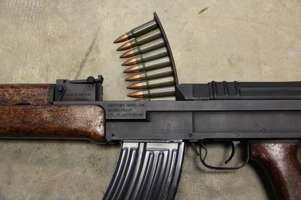 Gun Vz2008 . 700 Rounds - Firearm