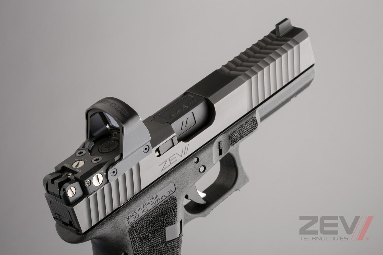 Zev Tech Mounts Leupold Deltapoint Pro Like A Pro - The Firearm BlogThe Firearm Blog