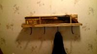 Coat Rack Hidden Gun - The Firearm BlogThe Firearm Blog