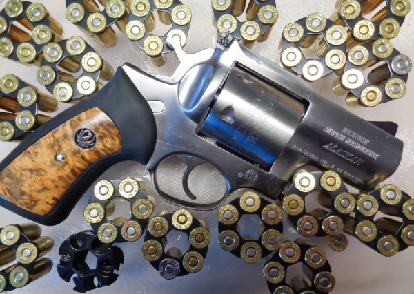 Weekend Ruger Super Redhawk Alaskan .454 Casull