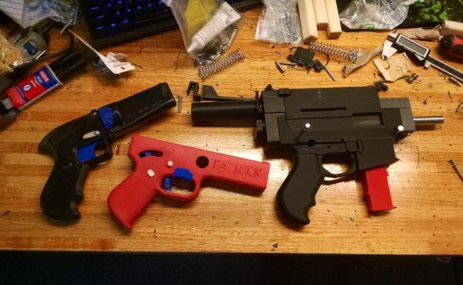 3d Printed Guns Update From Weaponsman The Firearm