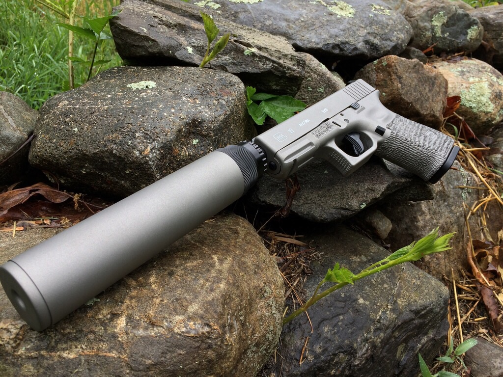 hight resolution of to properly manufacture a suppressor requires the correct tools skills design planning and patience