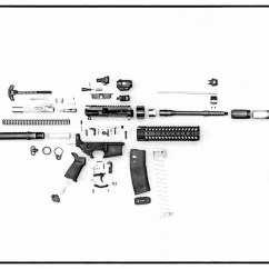Ak 47 Receiver Parts Diagram 2004 Ford Explorer Radio Wiring Ar 15 Weights Database The Firearm Blog