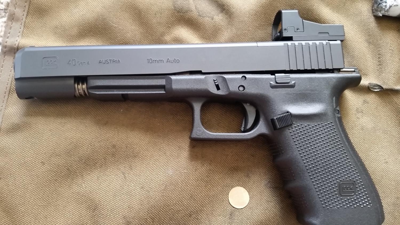 gun review glock 40