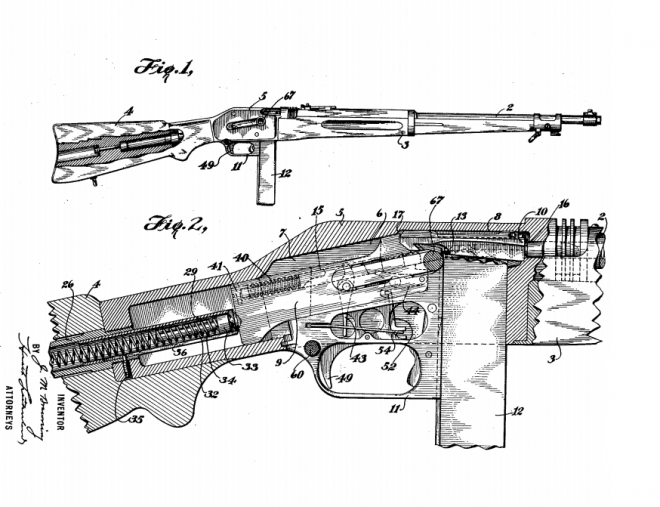 The Browning 1921 Autoloading Rifle: A Forgotten Weapon of