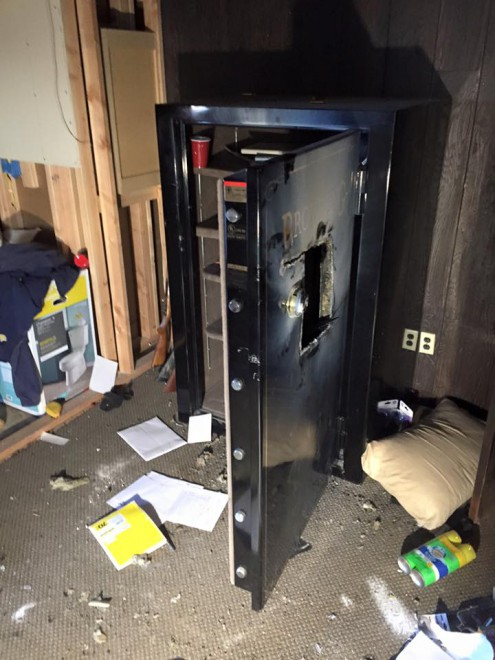 Gun Safes Just How Strong Is Yours  The Firearm BlogThe