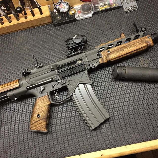 more wood for ar15